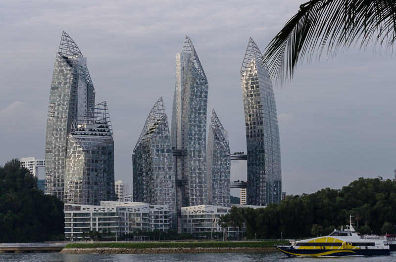 The Reflections at Keppel Bay, Singapore