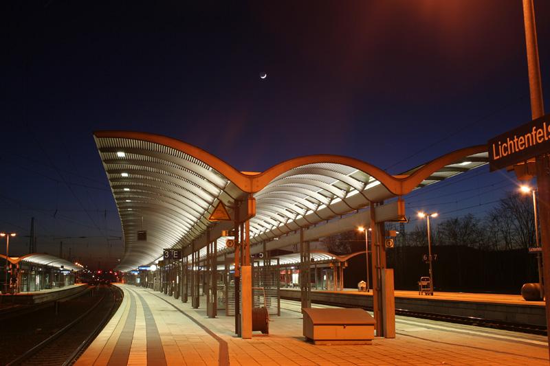 Bahnsteig 3, Lichtenfels