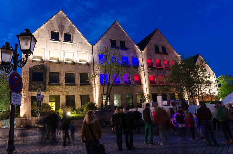 Kronach leuchtet 2013