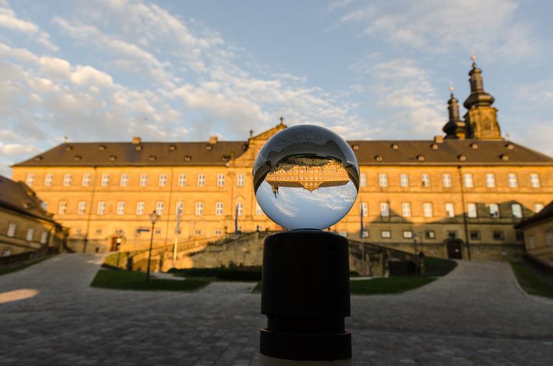 Kloster Banz, Innenhof