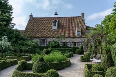 Herrenbauernhof Loverlij, Jabbeke, Belgien